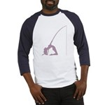 Pole Dancer Baseball Jersey