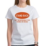 Stand Back Women's T-Shirt