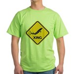 Sturgeon Crossing Green T-Shirt