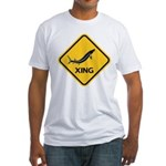 Sturgeon Crossing Fitted T-Shirt