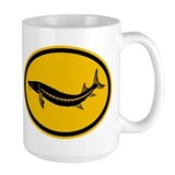 Sturgeon Coffee Mug