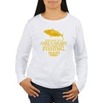 The Way To A Girl's Heart Women's Long Sleeve T-Sh