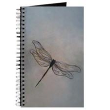 Unique Dragonfly art Journal