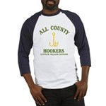 All County Hookers Baseball Jersey