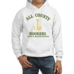 All County Hookers Hooded Sweatshirt