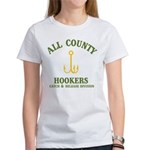 All County Hookers Women's T-Shirt