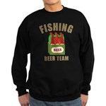 Fishing Beer Team Sweatshirt (dark)