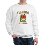 Fishing Beer Team Sweatshirt