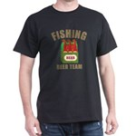 Fishing Beer Team Dark T-Shirt