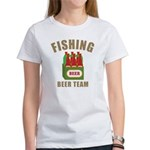 Fishing Beer Team Women's T-Shirt