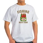 Fishing Beer Team Light T-Shirt