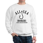 All Sea Hookers Sweatshirt