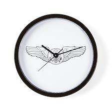 Enlisted Aircrew Wall Clock