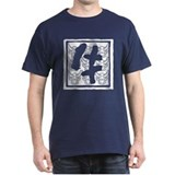 Power Ox Calligraphic t-shirt
