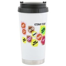 Splat ! Vet Student Ceramic Travel Mug