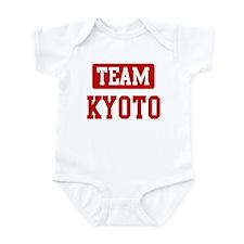 Team Kyoto Infant Bodysuit
