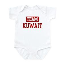 Team Kuwait Infant Bodysuit