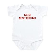 Team New Bedford Infant Bodysuit