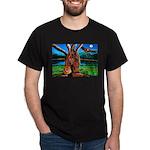 Rastafarian Wisdom Dark T-Shirt