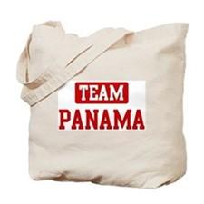 Team Panama Tote Bag