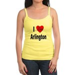 I Love Arlington Jr. Spaghetti Tank