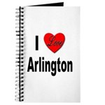 I Love Arlington Journal