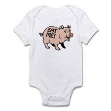 Pinky the BBQ Pig * Infant Bodysuit