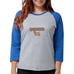 I Love Anaheim California Women's Raglan Hoodie