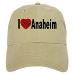 I Love Anaheim California Cap