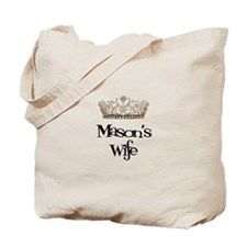 Mason's Wife Tote Bag