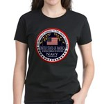 Navy Brother Women's Dark T-Shirt