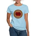 Iowa Birder Women's Light T-Shirt