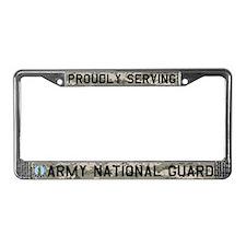 NG Still Serving License Plate Frame