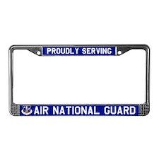 ANG License Plate Frame