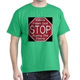 STOP Raping The Elderly T-Shirt
