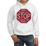 STOP Raping The Elderly Hoodie