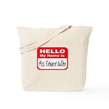 Cute Twilight boyfriend Tote Bag