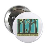 John Muir Quote 2.25&quot; Button (100 pack)