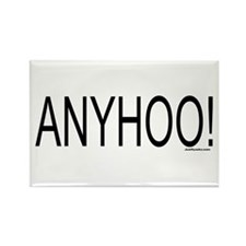 Anyhoo Rectangle Magnet (100 pack)