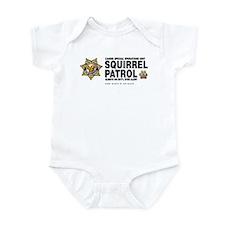 Squirrel Patrol Infant Bodysuit