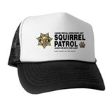 Squirrel Patrol Hat