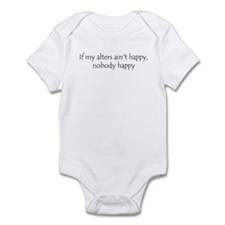 Happy alters Infant Bodysuit