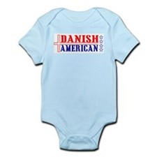 Danish American Infant Creeper