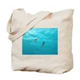 Scuba Images: Squid Tote / Beach Bag