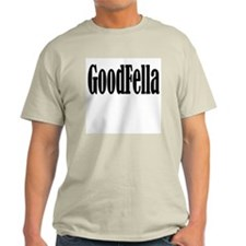 Goomba Collection Ash Grey T-Shirt