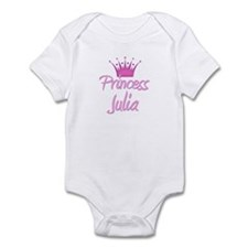 Princess Julia Infant Bodysuit