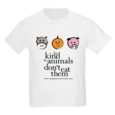 Kids T-Shirt (Orange Chick)