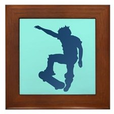 KICKFLIP Framed Tile