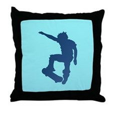 KICKFLIP Throw Pillow