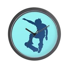 KICKFLIP Wall Clock